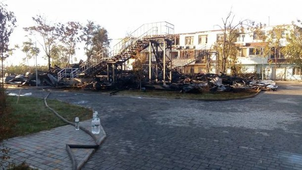 Смертельный пожар в одесском детском лагере: вскрылась резонансная деталь