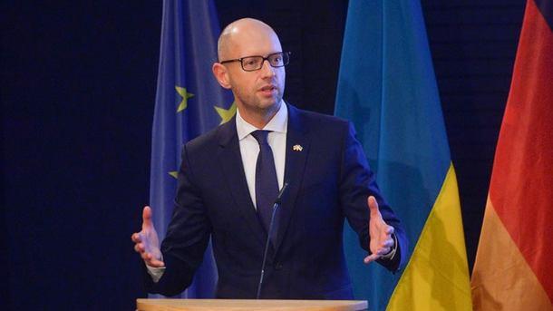 Яценюк на YES объяснил, что станет лучшим разрешением конфликта на Донбассе