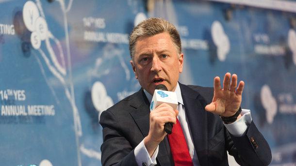 Спецпредставитель США Волкер: агрессияРФ вУкраинском государстве  дала встречный  эффект