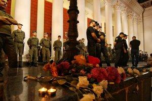 Одесские копы опровергли информацию о задержании худрука погибших в лагере девочек
