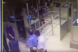 Видеошок: судимая в Турции россиянка пыталась сбежать в Грузию в чемодане