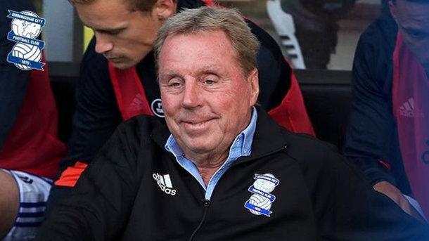 Знаменитого тренера Гарри Реднаппа уволили из клуба второго английского дивизиона