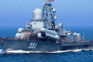 ВС Латвии сообщили о приближении военных кораблей РФ к своим границам
