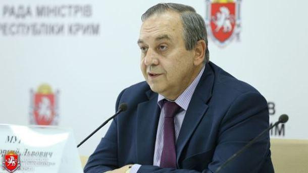 Крымскому вице-премьеру недали выступить насовещании вОБСЕ
