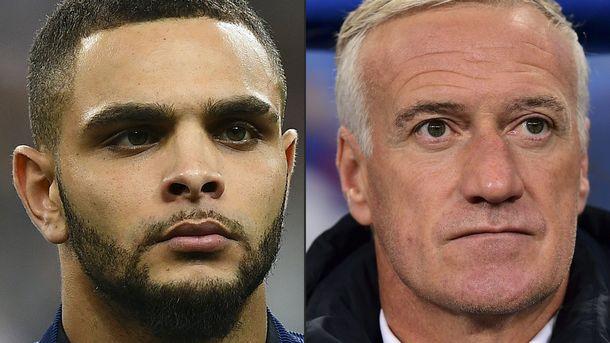 Новый скандал сшантажом коснулся сборной Франции