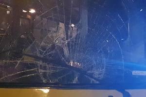 В Киеве пешеход-нарушитель погиб под колесами маршрутки