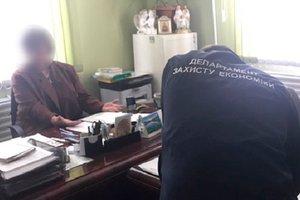 В Тернопольской области глава сельсовета попалась на взятке