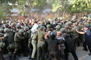 """В результате столкновений после суда """"по делу 2 мая"""" пострадали до 20 правоохранителей"""