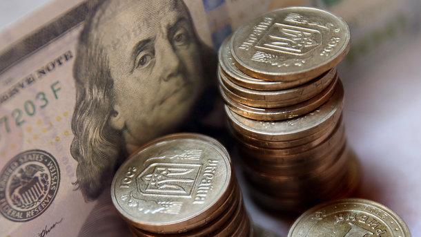 Вгосударстве Украина подпрыгнул евро ивырос курс доллара