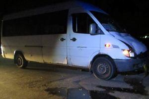 Водитель маршрутки насмерть сбил пешехода в Запорожье