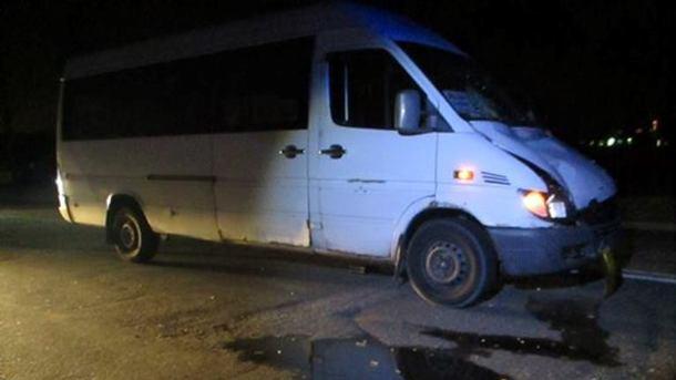 В Запорожье водитель маршрутного такси сбил пешехода. В результате аварии  мужчина погиб, сообщает пресс-служба полиции области.