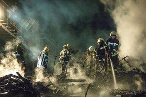 Пожар в лагере Одессы: мэр отстранил от должностей четверых чиновников