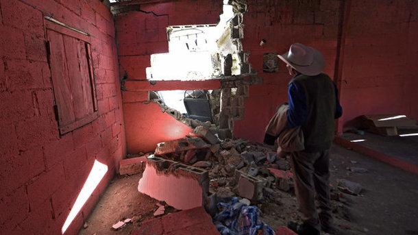Вашингтон вызвался посодействовать Мексике вустранении последствий землетрясения