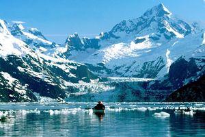 Ученые назвали причину таяния льдов на Аляске