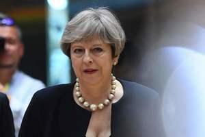 У Мэй назвали сумму откупных, которую Лондон готов заплатить за Brexit