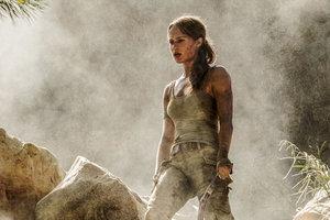 """Не Джоли: появился трейлер """"Tomb Raider: Лара Крофт"""" с Алисией Викандер"""
