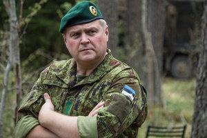 Россия готова к военному вмешательству в Беларусь - глава Сил обороны Эстонии