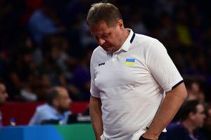 Евгений Мурзин остался главным тренером сборной Украины по баскетболу