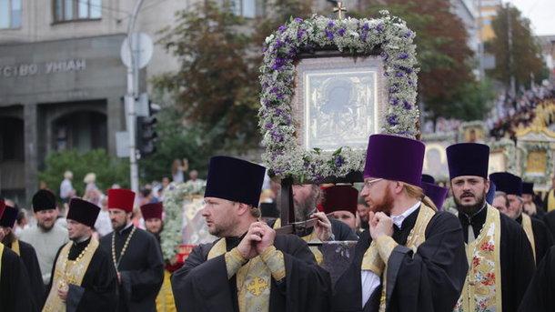 Невзирая нарешение исполкома УПЦМП проведет крестный ход
