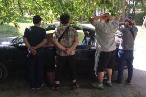 Банда иностранцев год грабила харьковчан