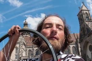 На велосипеде по Европе: как киевлянин путешествовал полтора месяца и потратил всего 400 евро