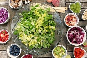Три ингредиента салата, которые подарят вам длительное чувство сытости