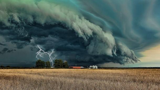 Вгосударстве Украина непогода обесточила около 500 населенных пунктов