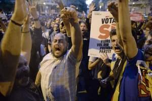 Массовые протесты в Испании: Мадрид потребовал отставки президента Каталонии