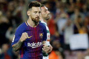 Месси продемонстрировал лучший старт в чемпионате Испании за всю карьеру