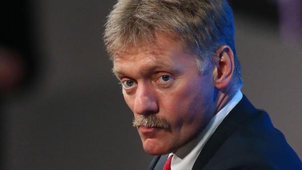 Песков: Попытки столицы Украины представитьРФ агрессором неоставляют место для маневра