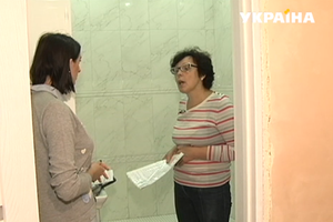 Жертва ремонта: строители оставили киевлянку без денег
