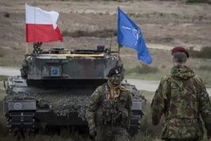 В Польше начались масштабные учения Dragon-17