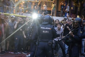 Протесты в Испании: Мадрид предложил Каталонии компромисс