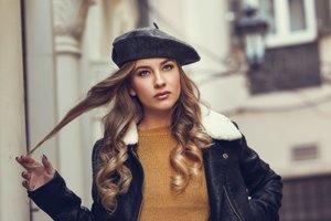 Что носить осенью: выбираем модный берет