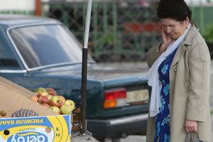 В Украине упали цены на яблоки