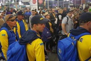 Ветераны АТО едут в Канаду