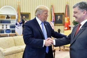 Порошенко встретился с Трампом: опубликовано видео