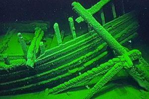 На дне Черного моря обнаружили невероятные находки