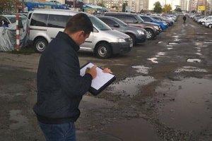 В Киеве проверят и модернизируют ночные парковки