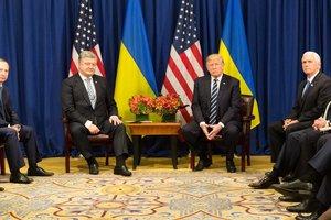 Инвесторы голосуют долларом за доверие к украинским реформам - Порошенко после встречи с Трампом