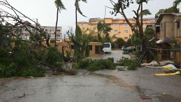 Жертвами урагана вДоминике стали 15 человек