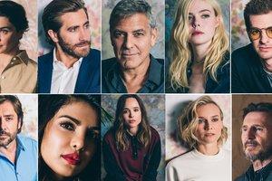 Все звезды в одной фотосесии: яркие портреты любимых актеров