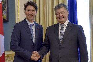 Сегодня Порошенко посетит Канаду: детали визита