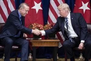 Трамп назвал Эрдогана другом