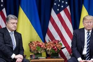 Между Порошенко и Трампом настоящее доверие - посол