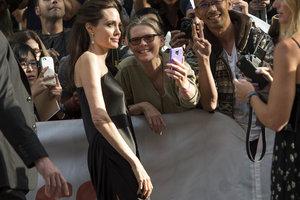 Анджелина Джоли разозлила Пенелопу Крус