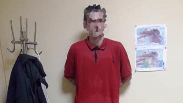 ВЧернобыльской зоне задержали сталкера- насильника