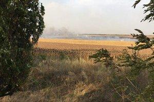 Пожар на складе боеприпасов под Мариуполем: появились новые подробности