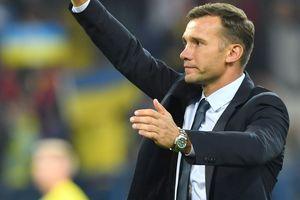 Шевченко вызвал в сборную Украины 23 футболиста и всего одного нападающего