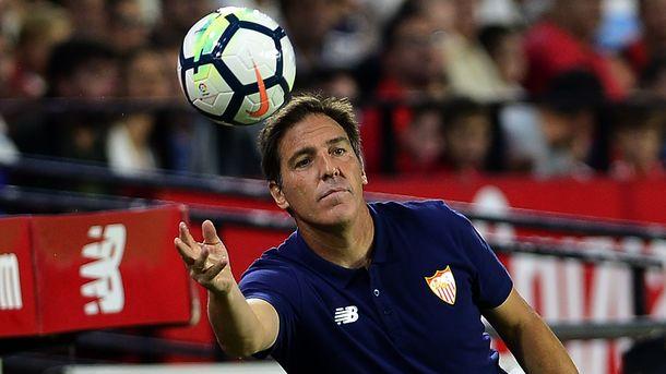 Главный тренер «Севильи» отстранен наодин матч Лиги чемпионов